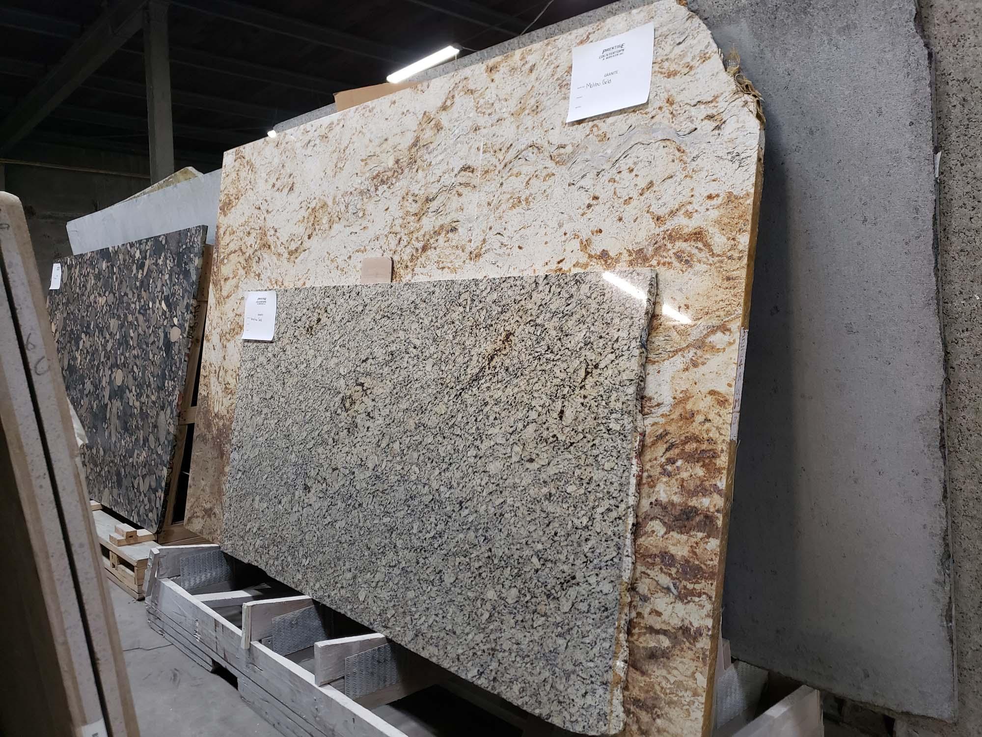 custom granite kitchen countertops